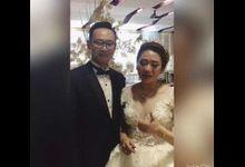 Wedding Aditya & Gladys @Lobby Area by Mercure Jakarta Sabang