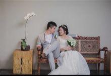 Bali Longhouse villa wedding of Meghan & John by balistory