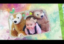 Baby First Birthday Event Video Montage Baby Shower Photos Showcase Baby Full Moon Singapore by The Wedding Montage