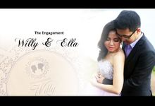 The Engagement Of Willy & Ella by mejica
