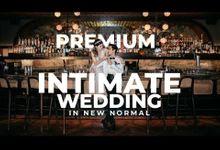 Premium Intimate Wedding In New Normal by Ventlee Groom Centre