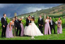 Jeremy and Trudy - Wedding  Highlights Film by Monkeybrush Films