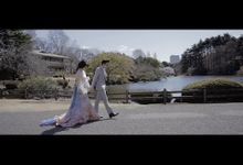 Henry & Christine - Japan Pre Wedding By Ren by PPF Photography & Videography