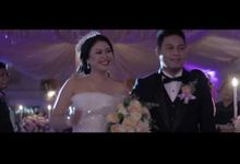 Highlight Wedding of Jenly & Yenly by Fishdom Works