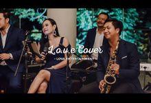 Yujing & Han Wedding by LOVA BAND ENTERTAINMENT BALI