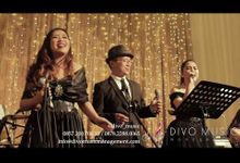 Full Band by Divo Music by Mosandy Esenway management