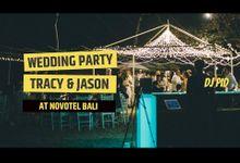 Wedding Party for Tracy & Jason (Australia) by DJ PID