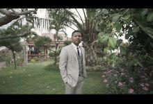Galvin & Kia - Wedding Film by Blu Motion Art
