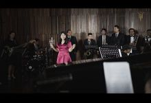 Astaga - Ruth Sahanaya (Bigband Ver.) by Dario Music