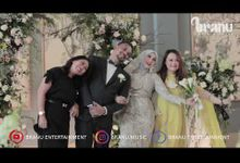 The Wedding of Sophie & Aldo at Cerita Rasa Restaurant by Branu Music Entertainment