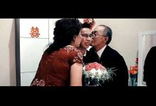 Cinematic Wedding Clip of Denny & Yulia by Retro Photography & Videography