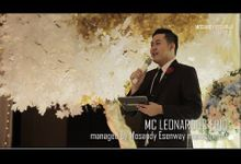 MC Leonardus Eric by Mosandy Esenway management