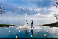 TIRTHA ULUWATU VILLA WEDDING of PATI AND CESI by 29 Degree Studio