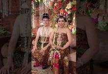 The Wedding Feli & Eka by Finest Organizer