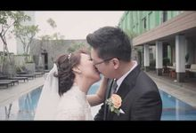 Highlight Wedding of Aldi & Yulia by WS Photography