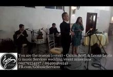 You are the reason duet cover by G music services