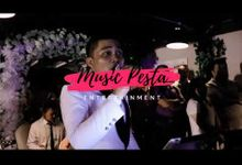 Natalia & Evan's Wedding Celebration by Music Pesta Entertainment