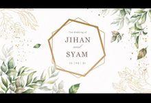 Ust. Syam Elmarusy & Jihan Ghazali by viding