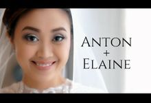Multi color wedding videography at Magallanes Metro Manila by Peach Frost Studio