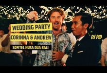 Wedding Party for Corinna & Andrew (Australia) by DJ PID