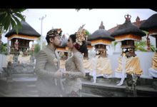 Traditional Balinese Wedding of Dhana & Kanya by Lentera Wedding