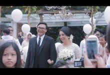 Niken & Zaki Wedding Party by Maxi's Resto