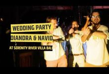 Wedding Party for Diandra & Navid (Europe - Indonesia) by DJ PID