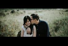 Bali Couple Session of Florencia & Endru by Leura Film
