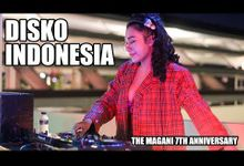 Hotel Anniversary THE MAGANI Legian by DJ Berlin Bintang