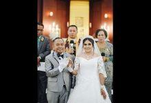 The Wedding Of Luis & Aysanti by Erick Matahine