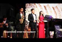 Wedding Albert& Evelyn by RBI Entertainment / WeddingBand