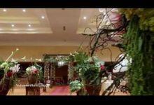 Resepsi Pernikahan Sally Dan Ridho by D'soewarna Planner & Organizer
