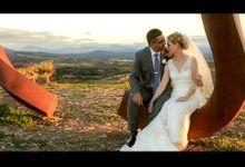 Salim and  Jessica - Wedding Film Trailer by Monkeybrush Films