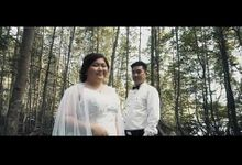 Teaser Cinematic Prewedding Clip of Elbeth & Yesi by Retro Photography & Videography