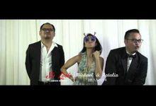 Michael & Natalia - Wedding Video Booth by Sir Loris Video Booth