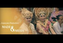 Wedding Dekwah & Meita by BaliBento Digiart