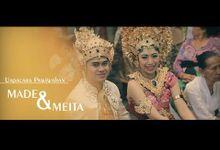 Wedding Dekwah & Meita by BaliBento Digiart