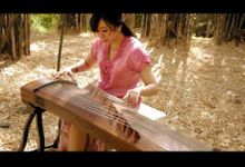 Indonesia Pusaka - Guzheng Cover by Oriental Music of Surabaya