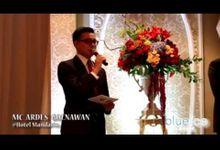 MC Ardes Goenawan by Blue Ice Music