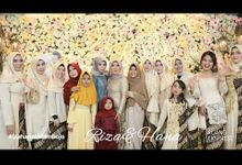 Riza & Hana Wedding by Ruang ekspresi