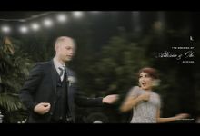 Allosia & Ole Wedding Video by Koncomoto