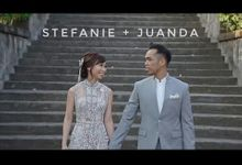 Stefanie + Juanda by Movilicious
