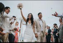 Josy & Titania Wedding Day by RYM.Photography