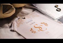 Wedding Of Chriz // Sintha by Alicia Story