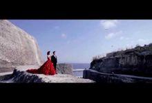 Prewedding video of Edric & Vonny by Mindfolks Wedding