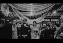 Rizky & Yasha Wedding Video by Koncomoto