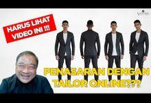 Tailor Online By Vincent Lee by Ventlee Groom Centre