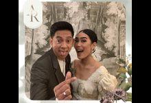 Wedding of Alika & Raja by The HoloGrail