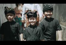 Balinese Wedding Ceremony - Krisma & Happy by Lentera Production