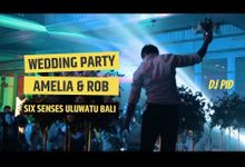 Wedding Party for Amelia & Rob (Singapore) by DJ PID